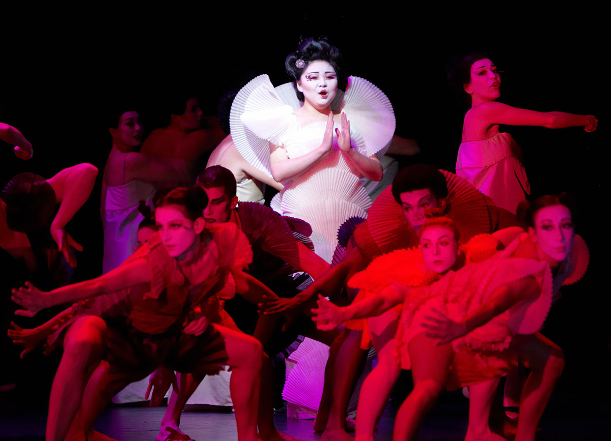 """""""Madame Butterfly"""" by Giacomo Puccini"""