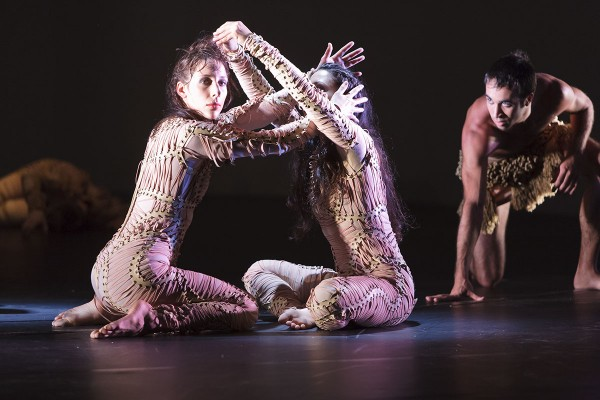 Synthetic Twin, Theatre Osnabruck 2009. Choreography by Nanine Linning.